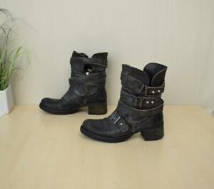 coole Biondini Boots Stiefeletten Gr. 38
