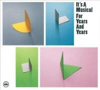 IT'S A MUSICAL - FOR YEARS AND YEARS [DIGIPAK] * USED - VERY GOOD CD
