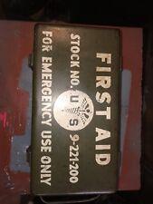 US Army Paracadutista Associazione pacco in Borsa per acciaio CASCO Airborne First Aid