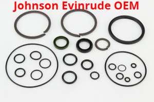 Johnson Evinrude 25-35-40-50 HP O-ring Seal Kit 433816 435567 Power Tilt Trim