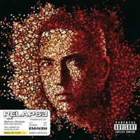 Eminem - Relapse (NEW CD)