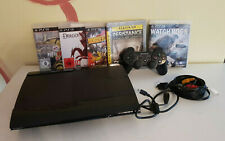 Sony PS3 Slim Konsole 120 - 500 GB / Spiele / extra Controller / Sets auswählen