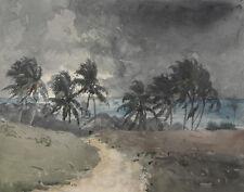 Homer Winslow Storm Bahamas Print 11 x 14 #3107
