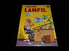 Lambil / Cauvin : Pauvre Lampil 2 EO Dupuis souple 1978