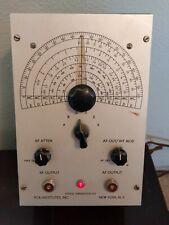 RF SIGNAL GENERATOR  ( RCA INSTITUTES )