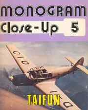 AERONAUTICA AIRCRAFT Monogram Close Up 5 Messerschmitt Bf108 Taifun - DVD