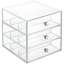 Sunglass Eyewear Storage Display Case Glasses Organizer Drawer Box Clear Plastic