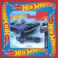 Hot Wheels 2020   ´69 CAMARO   190/250  NEU&OVP