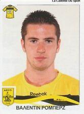 N°038 ROBERGE VALENTIN FRANCE ARIS.FC STICKER PANINI SUPERLEAGUE ΕΛΛΑΔΑ 2010