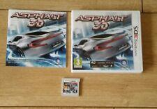 Asphalt 3D (Nintendo 3DS, 2011) - European Version Excellent Condition