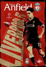 Liverpool v Spartak Moscow - UEFA Champion's League - 06 December 2017 - MINT