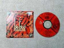 """CD AUDIO MUSIQUE FR / IAM """"LE FEU"""" 1994 CD SINGLE  2T DELABEL RAP FRANÇAIS"""