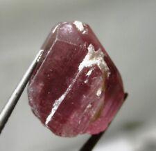 13.3 carat pink tourmaline crystal - Elbaite - Espirus Santos Mine, Brazil