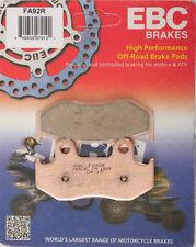 EBC BRAKE PADS Fits: Honda CR500R,XR600R,XL600R,XL350R,XR350R,XR500R,TRX250R,ATC