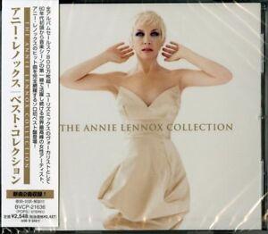 ANNIE LENNOX - EURYTHMICS - COLLECTION  (JAPAN CD WITH OBI)