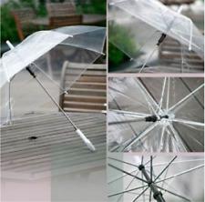 Dôme transparent de PVC de parasol de pluie de parapluie pour la faveur de noce