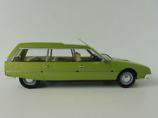 Citroën CX 2400 Súper Break verde 1976 1/18 Modelcar Group Mcg18087 familiar