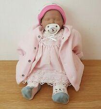 Berenguer Reborn lifelike Baby Girl Doll Sleeping Asleep