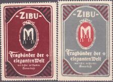 Germany, Cinderella stamps, Zibu