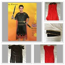 Man's fancy roman centurion soldier warrior Rome gladiator costume/Halloween