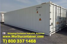 40 New Shipping Container 40ft One Trip Shipping Container In Chicago Il