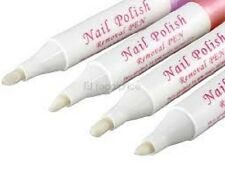 UK SELLER BUY *3 GET 1 FREE* NAIL CORRECTOR PENS POLISH REMOVER ART VARNISH PEN