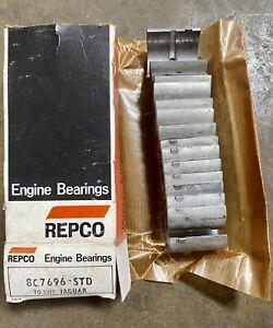NOS REPCO Engine Bearings 8C7696-STD FITS JAGUAR NEW IN BOX (16/box)
