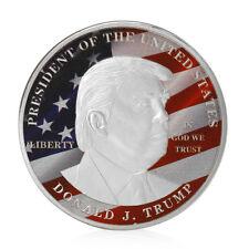 Donald Trump Rendere America grande Ancora Presidente commemorativo Moneta