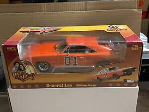 1:18 Dukes of Hazzard General Lee Dodge Charger with Rear Aerial  BRAND NEW