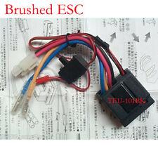 Replacement Brushed ESC TEU-101BK for 1/14 Tamiya RC Car Repair Parts