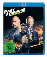 Blu-ray * FAST & FURIOUS  HOBBS & SHAW - Jason Statham # NEU OVP +