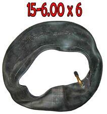 15-600 x 6 Go Kart Inner Tire Wheel Tube 15x600x6 Cart Mini Bike Lawn Mower