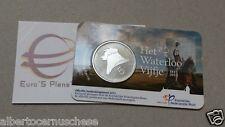 5 euro 2015 Paesi Bassi pays bas Olanda Niederlande netherlands Waterloo Holanda