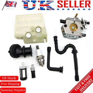 Carburetor Carb Tube Up Service Kit For Stihl 024 026 MS240 MS260 240 WT-194 UK