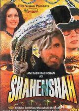 SHAHENSHAH - BOLLYWOOD DVD - Amitabh Bachchan, Meenakshi Sheshadri, Amrish Puri.