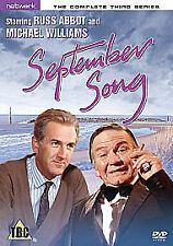 SEPTEMBER SONG THE COMPLETE THIRD SERIES - DVD