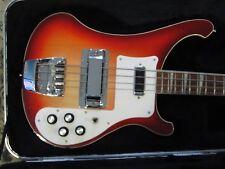 Rickenbacker 4003 Electric Bass Guitar FireGlo 2014 Original owner, Hard Case