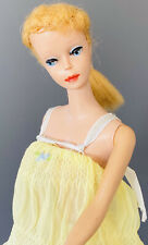 Vintage Barbie Doll 1960's Ponytail Blonde