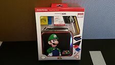 Mario Official MEGA PACK Pack d'Accessoires *** Luigi *** Nintendo 3DSXl,2DS,3DS