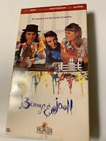 Benny & Joon VHS Tape with Johnny Depp 1993 Comedy RARE