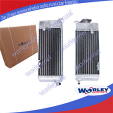 Aluminum radiator for YAMAHA YZ250 1986 1987 1988 1989