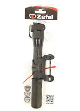 Zefal Z Cross AL Bicycle Mini Pump, Matte Black