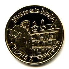 41 BLOIS Maison de la Magie, Robert Houdin, 2012, Monnaie de Paris