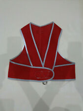 New listing C & G Dog Harness Red Size Large Puppies Cat