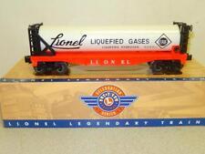 O-Gauge - Lionel - Liquefied Gas Tank Car