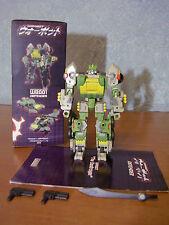 Transformers Fansproject Warbot Defender (Triple Changer Springer)