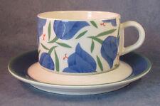 ARABIA OF FINLAND, Balladi, Vintage, Tea cup & Saucer, Excellent
