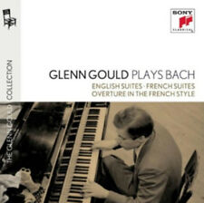 Glenn Gould : Glenn Gould Plays Bach: English Suites/French Suites/Overture in