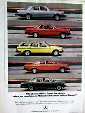 "2009 Mercedes Diesel Original Print Ad 8.5 x 11"""