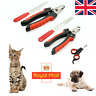 Pet Nail Clippers Cat Dog Rabbit Sheep Animal Claw Trimmer Grooming Large Small